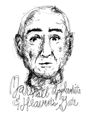 Marshall Applewhite Looks like: Ron Paul Actually: a paranoid schizophrenic Why you should join his cult: cool logo Why you should leave his cult: UFO never shows up.
